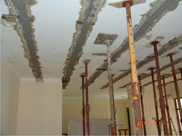 Structural Reinforcement with CFRP