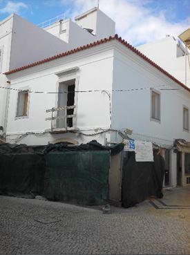 Alteração e Reabilitação de edifício misto – Travessa Rebelo da Silva, 15, Faro
