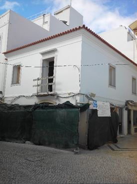 Rehabilitation of an old building – Travessa Rebelo da Silva, 15
