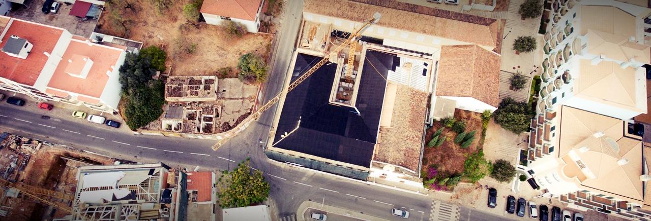 Réhabilitation du Palais Gama Lobos