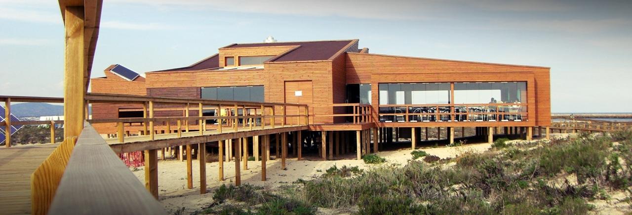 "Restaurante ""Estaminé"" – Ilha Deserta, Faro"