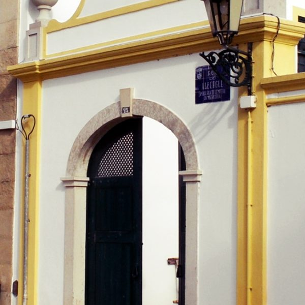 """The Noble House"", Centro Histórico de Faro"