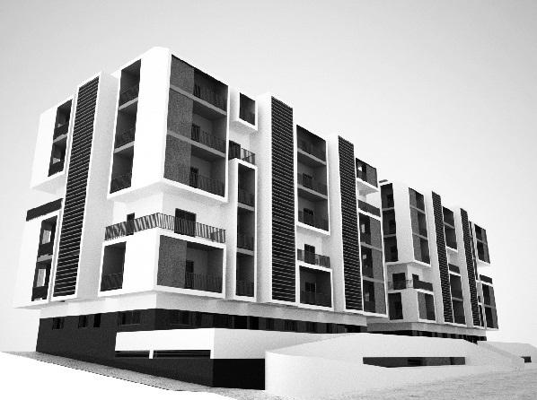Urbanização Bicéfalo, Faro