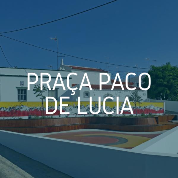 Praça Paco de Lucia
